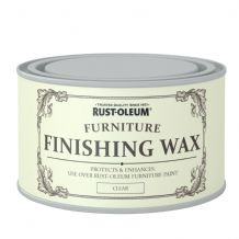 rust-Oleum clear finishing wax 400ml
